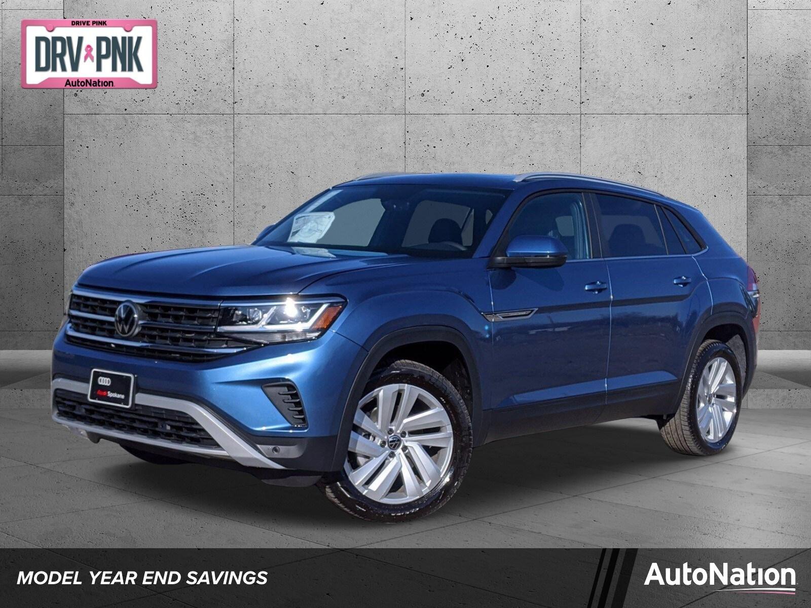 2020 Volkswagen Atlas Cross Sport 2.0T SE w/Technology 4MOTION SUV