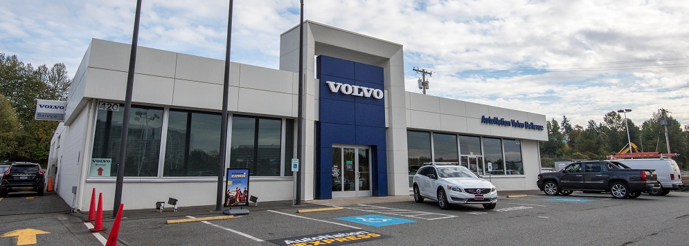 AutoNation Volvo Cars Bellevue Dealership