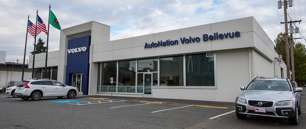 AUTONATION VOLVO CARS Bellevue SERVICE CENTER