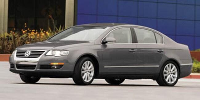 2006 Volkswagen Passat 3.6 VR6 Sedan