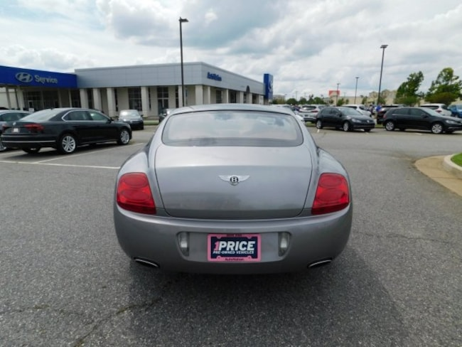 2005 Bentley Continental Gt Base For Sale Columbus Ga
