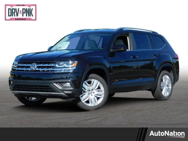 2019 Volkswagen Atlas 3.6L V6 SE w/Technology 4MOTION SUV