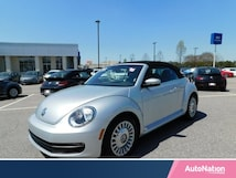 2016 Volkswagen Beetle 1.8T S Automatic PZEV Convertible