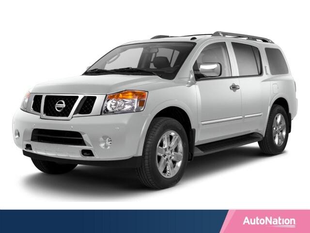 2013 Nissan Armada SV SUV