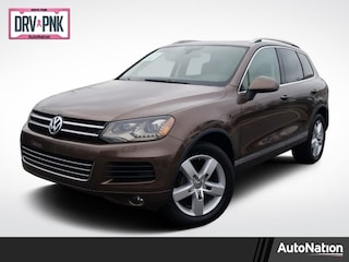 2012 Volkswagen Touareg TDI Lux w/o Rearview Camera (A8) SUV