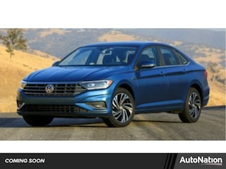 2019 Volkswagen Jetta 1.4T SE w/ULEV Sedan