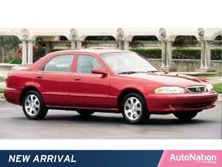 2000 Mazda 626 LX V6 Sedan