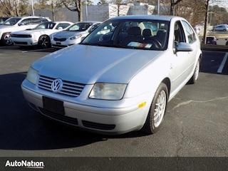 2003 Volkswagen Jetta Wolfsburg Edition Sedan