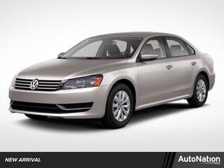 2013 Volkswagen Passat 2.0L TDI SE w/Sunroof Sedan