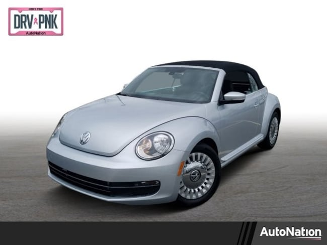 2016 Volkswagen Beetle 1.8T SE Automatic Convertible