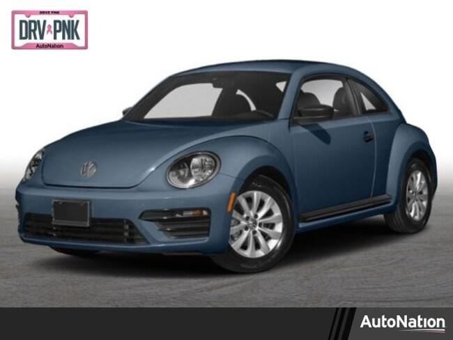 2019 Volkswagen Beetle 2.0T SE Hatchback