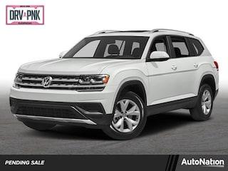 2018 Volkswagen Atlas 2.0T S SUV