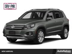 2014 Volkswagen Tiguan SE w/Appearance Package SUV