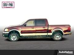 2002 Ford F-150 SuperCrew Truck SuperCrew Cab