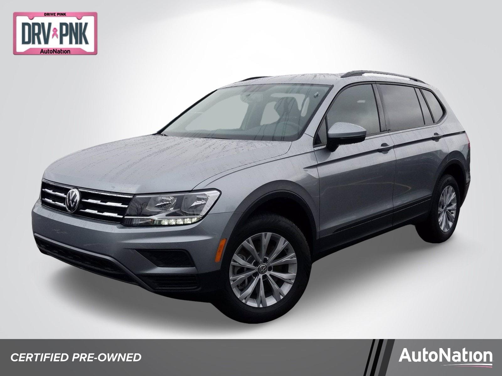 2020 Volkswagen Tiguan S SUV