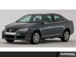 2007 Volkswagen Jetta Sedan Wolfsburg Edition Sedan