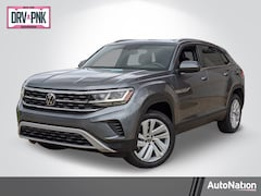 2021 Volkswagen Atlas Cross Sport 3.6L V6 SE w/Technology SUV
