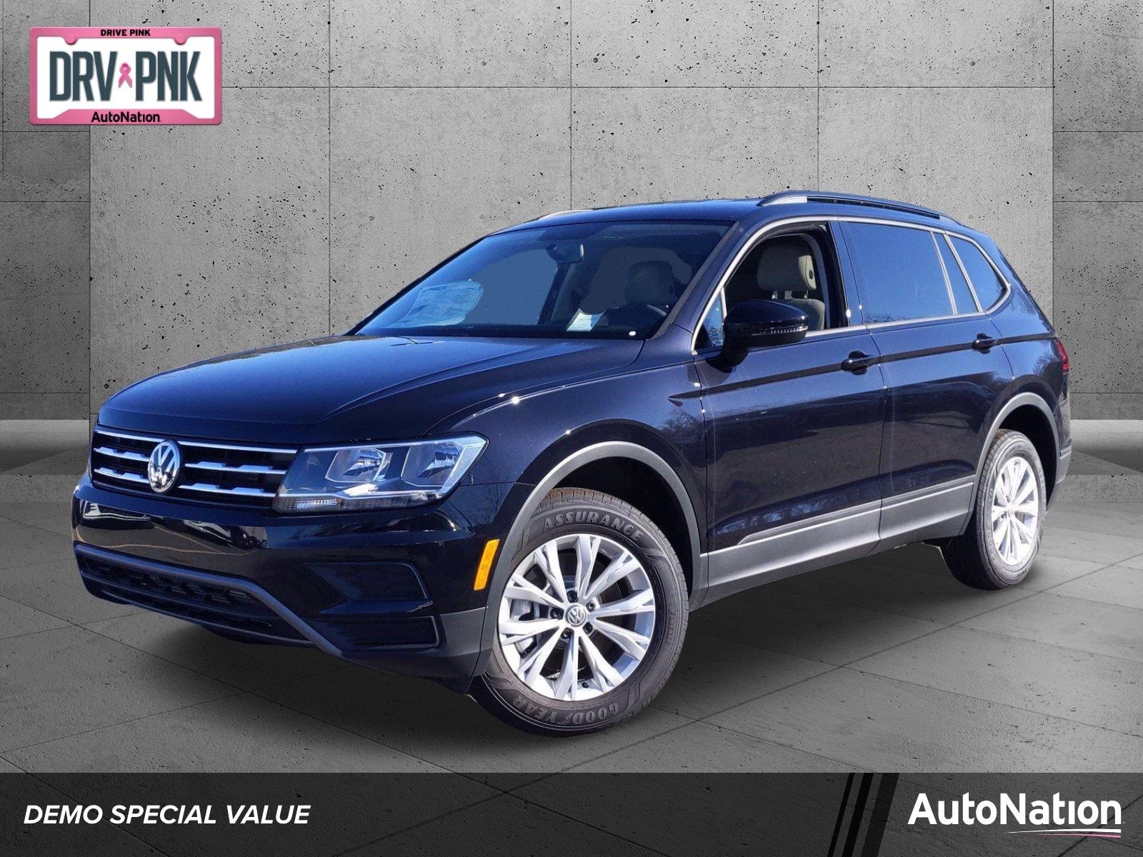 2020 Volkswagen Tiguan 2.0T S SUV