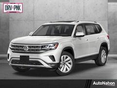 2021 Volkswagen Atlas 3.6L V6 SE w/Technology (2021.5) SUV