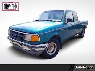 1994 Ford Ranger Splash Truck Super Cab