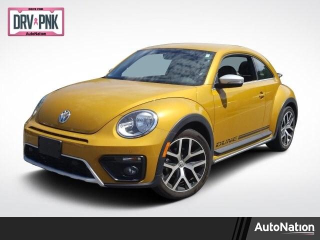 2017 Volkswagen Beetle 1.8T Dune Hatchback
