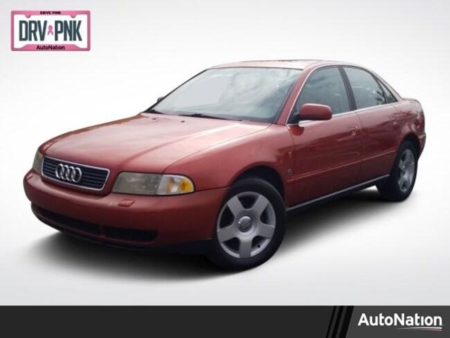 1996 Audi A4 Sedan