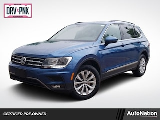 2018 Volkswagen Tiguan For Sale In Buford, GA | AutoNation