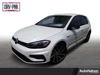 2019 Volkswagen Golf R 2.0T w/DCC & Navigation 4MOTION Hatchback