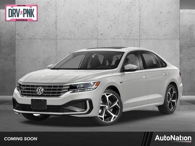 2021 Volkswagen Passat 2.0T R-Line Sedan