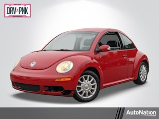 2006 Volkswagen New Beetle Coupe Hatchback