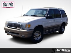 2000 Mercury Mountaineer SUV