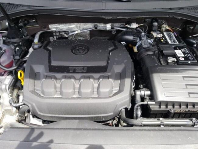 2019 Volkswagen Tiguan 2 0T SEL R-Line Jet-Black For Sale
