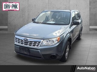 Used 2013 Subaru Forester 2.5X SUV for sale