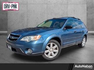 Used 2008 Subaru Outback i Wagon for sale