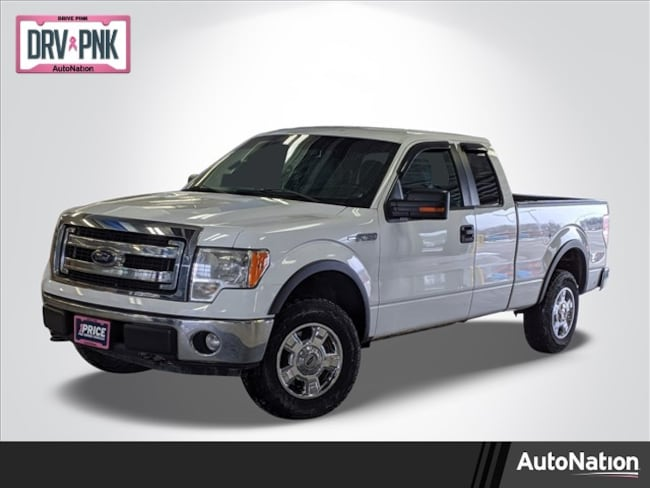 2013 Ford F-150 XLT Truck SuperCab Styleside