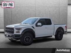 2017 Ford F-150 Raptor Truck SuperCab Styleside