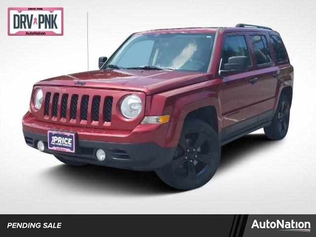 2014 Jeep Patriot Altitude SUV