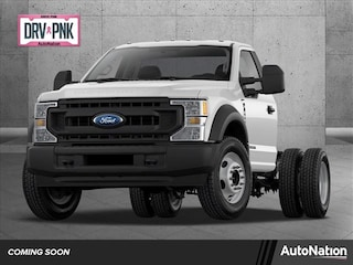 2022 Ford F-450 Chassis XL Truck Regular Cab