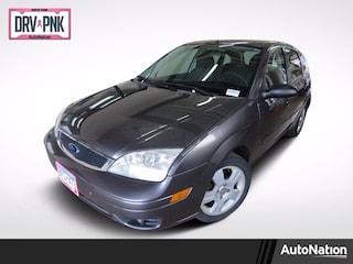Used 2007 Ford Focus SES Hatchback
