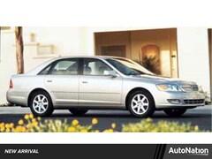 2000 Toyota Avalon XLS Sedan