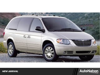 Used 2007 Chrysler Town & Country Van for sale