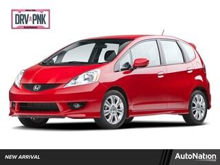 Used 2009 Honda Fit Sport Hatchback for sale