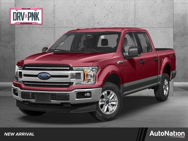 Used 2018 Ford F-150 XLT with VIN 1FTEW1EPXJKF92898 for sale in White Bear Lake, Minnesota