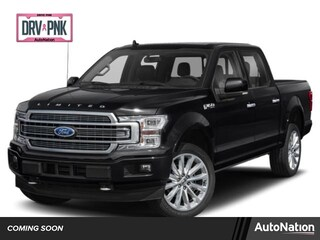 2020 Ford F-150 Limited Truck SuperCrew Cab