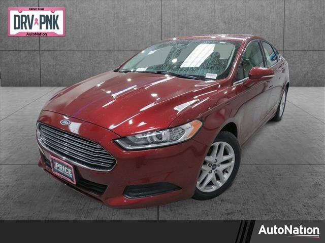 Used 2014 Ford Fusion SE with VIN 3FA6P0H74ER221069 for sale in White Bear Lake, Minnesota