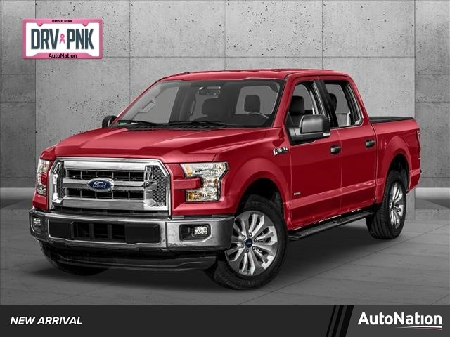 Used 2017 Ford F-150 XLT with VIN 1FTEW1EF1HFC36365 for sale in White Bear Lake, Minnesota