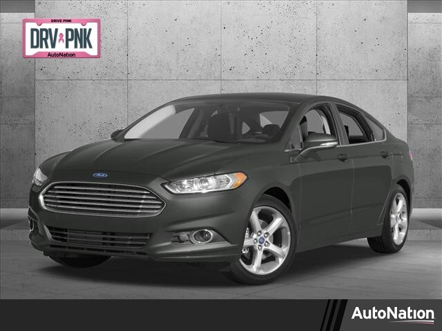 Used 2015 Ford Fusion SE with VIN 1FA6P0HD5F5113389 for sale in White Bear Lake, Minnesota