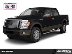 2010 Ford F-150 XLT Truck SuperCrew Cab