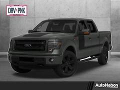 2013 Ford F-150 FX4 Truck SuperCrew Cab