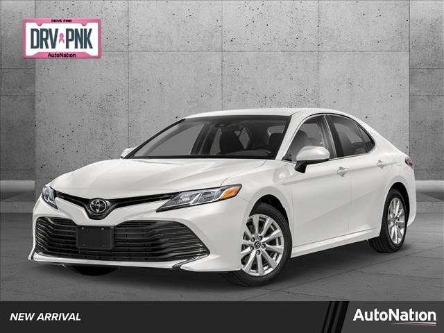 Used 2020 Toyota Camry LE with VIN 4T1C11AK9LU888708 for sale in White Bear Lake, Minnesota